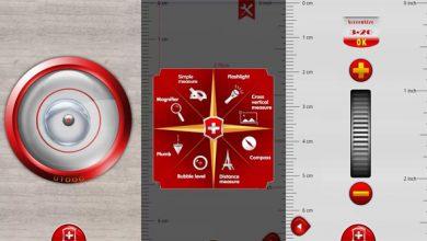 برنامه همهکاره چاقوی سوئیسی برای گوشی اندروید