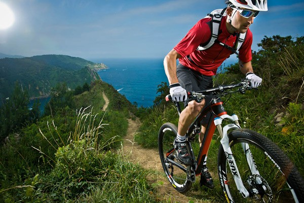کوهنوردی با دوچرخه