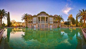 باغ های شیراز