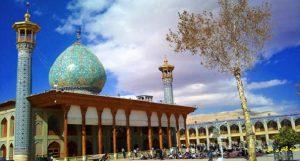 شیراز گردش