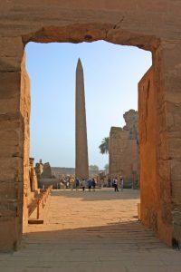 معبد مصر باستان