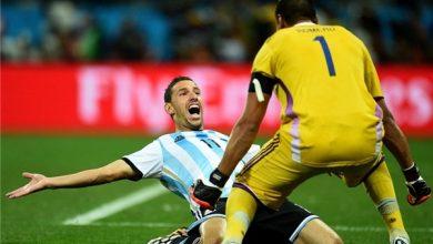 Photo of ویدئو ،صعود تیم آرژانتین به فینال ۲۰۱۴