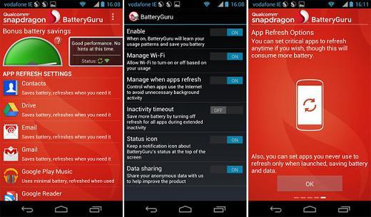 Battery-Guru-app
