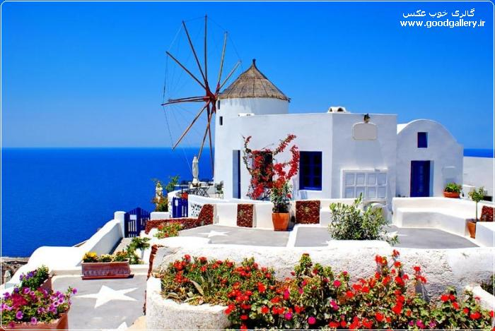 Santorini,-Greece