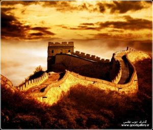 Wall-of-China,-Beijing,-China
