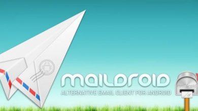 مدیریت ایمیل ها در سیستم اندروید