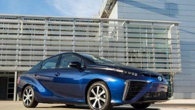 خودروی هیدوژنی تویوتا میرای