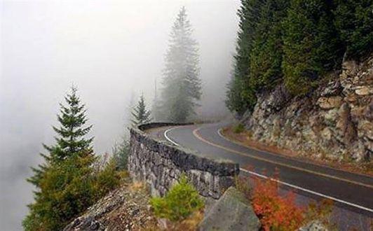 جاده توریستی چالوس