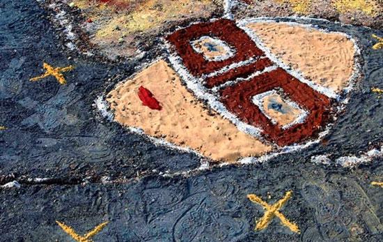 فرش خاکی هرمز