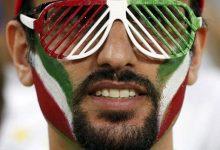 تماشاگران ایرانی_ بازی ایران و امارات