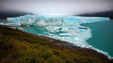 یخچال طبیعی پرتیو مورنو