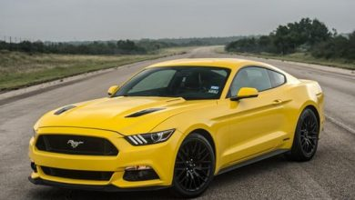 Photo of ثبت رکورد سرعت با ۲۰۱۵ Ford Mustang GT