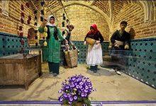 حمام قجر یکی از کهنترین و بزرگترین گرمابههای قزوین