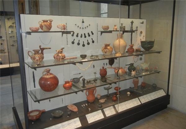 آثار سرشناس ایران باستان در موزه لوور