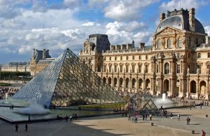 موزه لوور فرانسه
