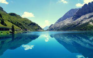 تصاویر زیبا از بازتاب های زیبا در طبیعت