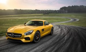 مرسدس AMG GT S مسابقه درگ