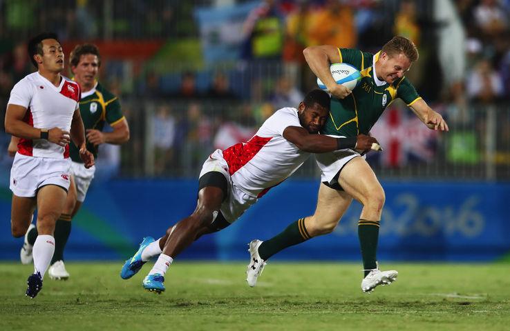 ورزش فوتبال راگبی المپیک 2016 ریو