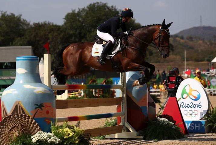 ورزش اسب دوانی المپیک 2016 ریو