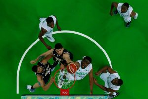 بسکتبال المپیک 2016 ریو