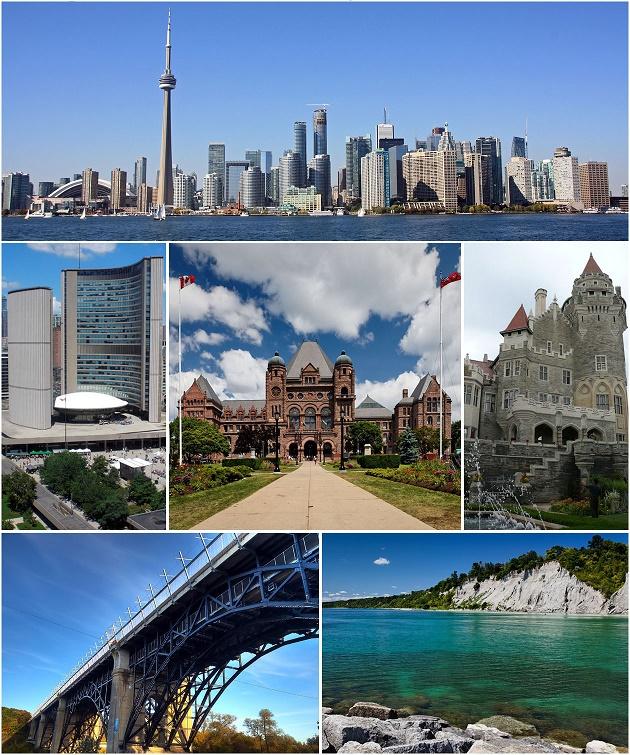 تورنتو , کانادا