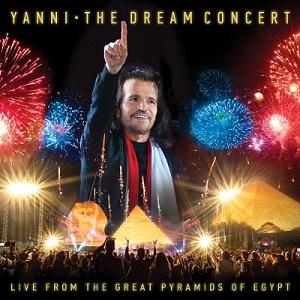 آلبوم جدید یانی با نام The Dream Concert