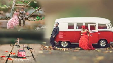 Photo of ابتکار عکاس مراسم عروسی در ستایش عکسهای عاشقانه