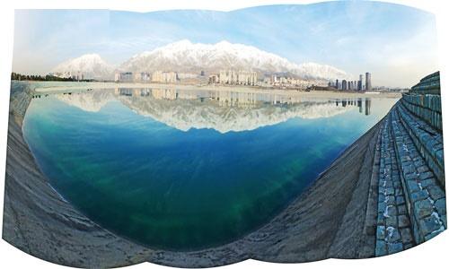 دریاچه چیتگر | خلیج فارس پایتخت