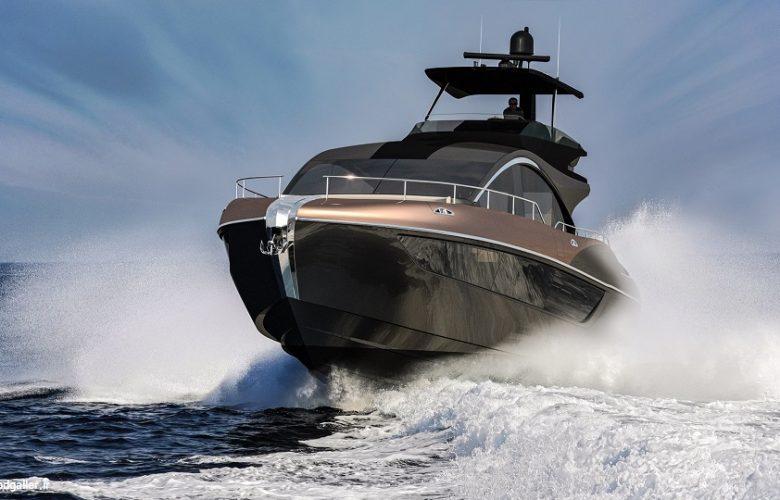 قایق تفریحی لکسوس