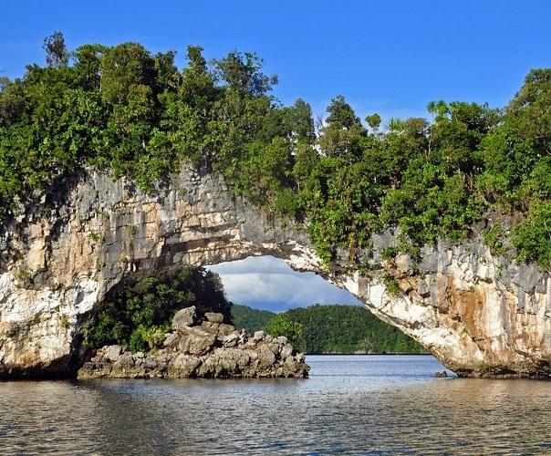 جزایر راک، پالائو