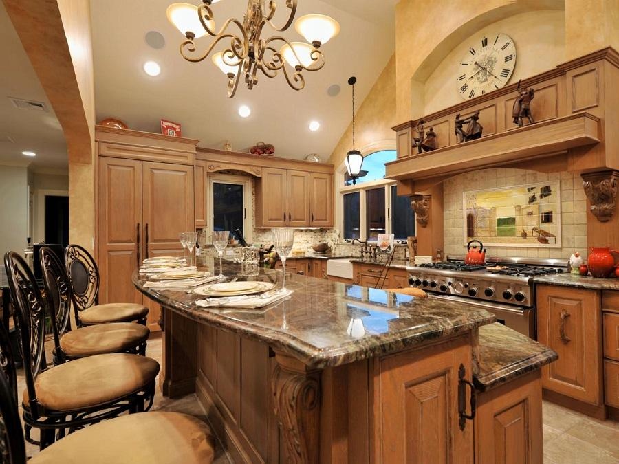 دکوراسیون آشپزخانه , بازسازی آشپزخانه