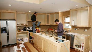 بازسازی آشپزخانه