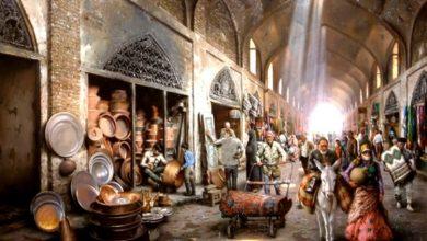 Photo of بازار تبریز