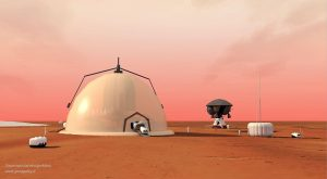 طراحی خاص سوئیسی در مریخ
