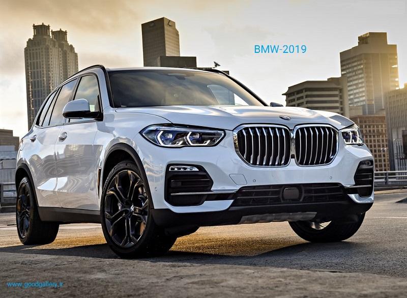 خودروی جدید بی ام دبلیو X5 2019