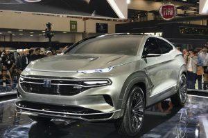 خودروی جدید شرکت فیات مدل فست بک