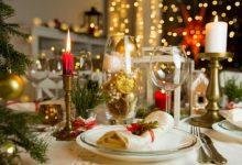 غذاهای شب کریسمس در کشورهای جهان