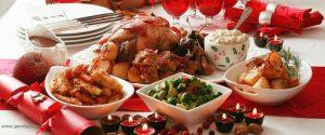 غذاهای شب کریسمس در امریکا