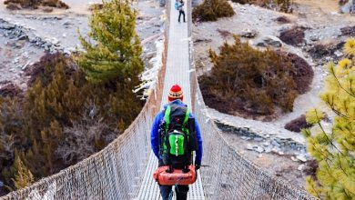 نکات و فواید ورزش کوهنوردی -آموزش تعاریف پایه کوهنوردی - مجله گالری
