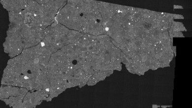 کشف رازهای خلقت از صخره کوچک فضایی